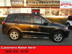 2011 Hyundai Santa Fe Limited  AWD, LEATHER, SUNROOF, HEATED POW