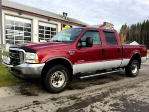 2004 Ford F-350 Lariat 1-TON Pickup Truck - Super Duty