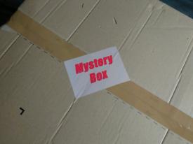 Mystery box (girls 8-10)