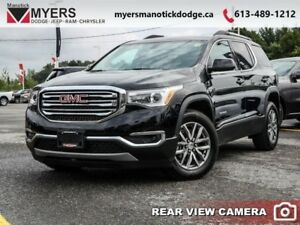2018 GMC Acadia SLE  -  Bluetooth -  Keyless Entry - $243.40 B/W