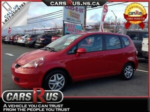 2008 Honda Fit DX....includes 4 FREE winter tires!!