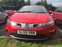 Honda Civic 2.2 diesel