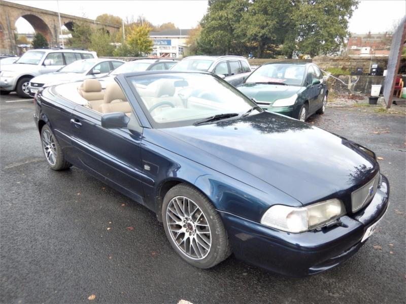 volvo c70 2 0 auto 2001my t in burnley lancashire gumtree. Black Bedroom Furniture Sets. Home Design Ideas