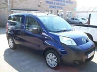 2009(09) CITROEN NEMO MULTISPACE ESTATE, 1.4i PETROL/LPG, LOW MILEAGE