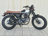 Mutt Mongrel 125 learner legal own this bike for only £13.47 a week