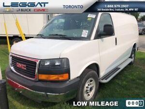 2017 Chevrolet Express Cargo Van   - Low Mileage