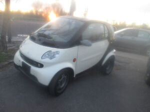 2006 Smart Fortwo Pure Coupe DIESEL SAFETY+ETEST+1YEARWARRANTY
