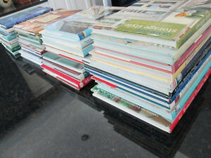 Collection of Decor and Garden  Books