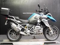 63 BMW R 1200 GS TE WATER COOLED 8,000 MILES