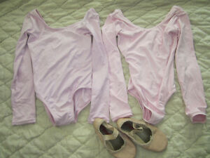 Girls Dance Wear and Shoes