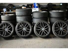"""20"""" M-Performance Alloy Wheels for a F30, F31 BMW 3 Series"""