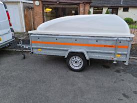 8.6 x 4.6ft hood trailer