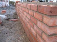 Bricks , Blocks, Stone, Concrete , Repairs, Restoration