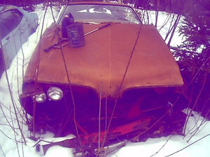 SuperBee 1970 as is where is $650.00