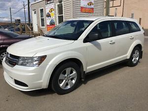 2014 DODGE JOURNEY 102000 KM INSPECTED WITH ONE YEAR WARRANTY