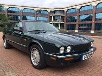 JAGUAR X308 XJ8 3.2 V8 SPORT AUTO IN BRG WITH IVORY LEATHER - MOT / High Spec / Rare Bargain