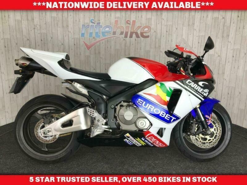 Honda Cbr600rr Cbr 600 Rr 5 Casey Stoner Moto Gp Colours 2005 05 Plate In Low Moor West Yorkshire Gumtree