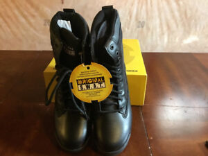 **NEW** Original SWAT Police Boots in Men's Size 8 Wide.