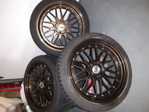 Staggered 5x112