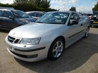Saab 9-3 2.0T VECTOR, FULL LEATHER, AIR CON, 63,000 MILES ONLY