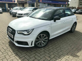 2014 14 Audi A1 1.6TDI ( 105ps ) Sportback S Line Style Edition