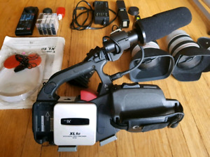 Canon XL1S 3CCD Digital Video Camcorder