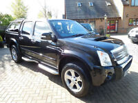 2007 57 Reg Isuzu Rodeo Denver 2.5 Diesel Manual NO VAT