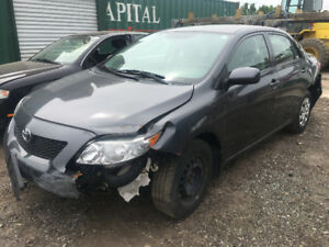 2009 Toyota Corolla CE Sedan just in for sale at Pic N Save!