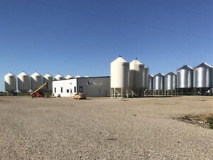 Opportunity to purchase flat productive soil near Russel, MB.
