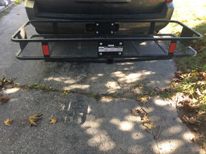 Hitch cargo carrier Kingston Kingston Area image 2