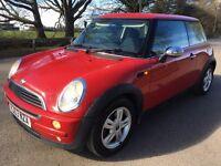 Mini one ,Ac,Mot,Hpi clear,2 owners,New clutch kit