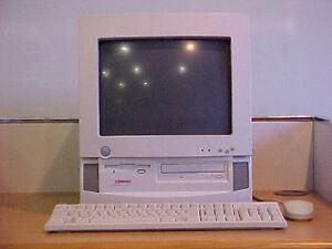 Compaq Presario All in one from 486 or Pentium era