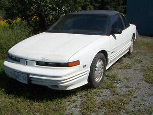 1993 cutlass convertible