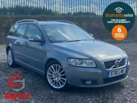 2011 Volvo V50 1.6D SE LUX... Full History... Nav... Heated Seats... X2 Keys...
