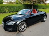 AUDI TT 2.0 T-FSI ROADSTER - S TRONIC (AUTOMATIC) - 2 DOOR - BLACK 2008