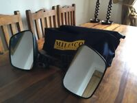 Millenco Nearly New towing mirrors