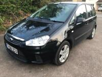 2008 Ford C-MAX 1.8TDCi Style - LOW MILEAGE - FULL MOT