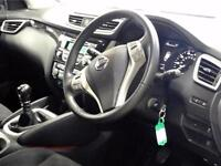 2014 NISSAN QASHQAI 1.2 DiG T Visia 5dr SUV 5 Seats