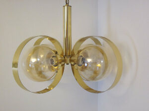 Decorative ceiling light/chandelier West Island Greater Montréal image 2