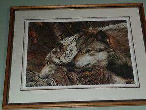 Carl Brenders Wolf Prints
