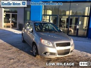 2009 Chevrolet Aveo LT   - Low Mileage