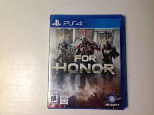 Brand New For Honor PS4