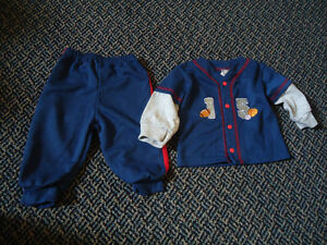 Boys Size 3-6 Months Outfit