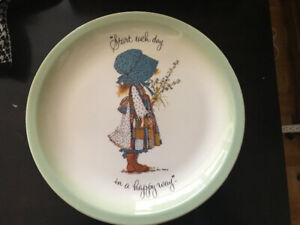 Holly Hobby Collector plate
