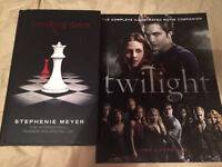 Twilight movie companion and Breaking Dawn (available separately or together)