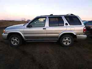 PARTING OUT: 2004 NISSAN PATHFINDER CHILKOOT