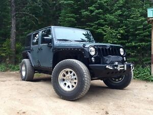 2014 Wrangler Unlimited *last chance*