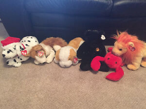 Beanie Buddies - lot of 22 Buddies