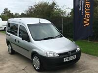 Vauxhall Combo / Gowrings Mobility / Wheelchair Vehicle.