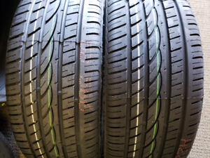 4 summer tires new 225/70r16,215/65r16,205/65r16,195/45r16 new